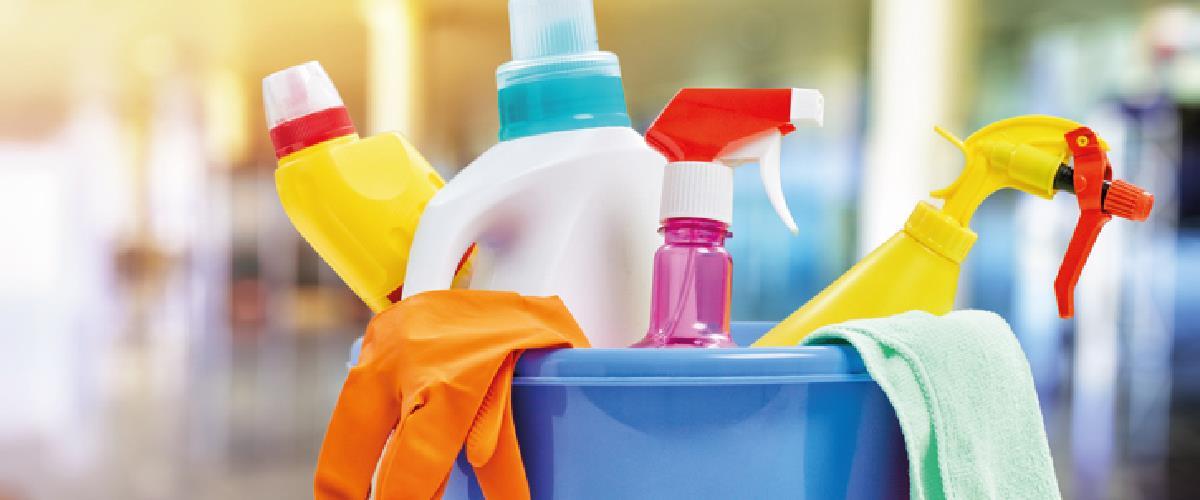 Pulizia, detergenza e disinfezione